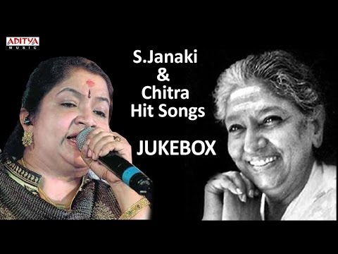 Singer S.Janaki Hit Songs Collections | Jukebox
