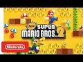 Nintendo 3DS - New Super Mario Bros. 2 E3 Trailer