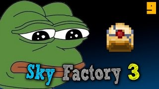 The Saddest Dodged Bullet | Minecraft: Sky Factory 3 Ep. 9