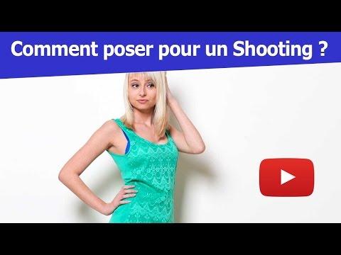 comment poser lors d'un shooting homme