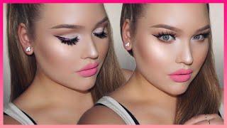 Video Barbie Doll GLAM & GLOWY Skin Holiday Makeup MP3, 3GP, MP4, WEBM, AVI, FLV Juli 2018