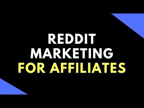 Reddit Affiliate Marketing w/ Brian Swichkow