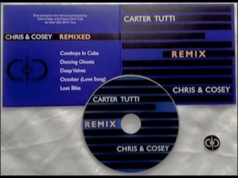 Chris & Cosey - Dancing Ghosts (Carter Tutti Remixed)