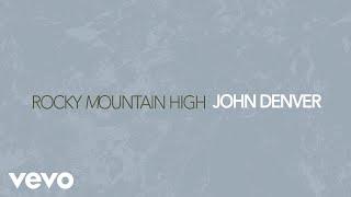 <b>John Denver</b>  Rocky Mountain High