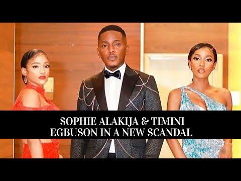 Wizkid's Ex, Sophie Alakija leaves kids & marriage for clubbing lifestyle +Timini Egbuson &Efe Irele