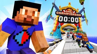 MC CHAMPIONSHIP 2 - Minecraft YOUTUBER Tournament LIVE