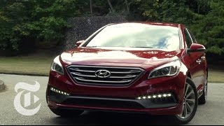 Hyundai Sonata Sport | Driven: Car Review | The New York Times