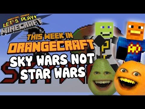 annoying - HEY! Watch Pear and I play Sky Wars on my Minecraft server! http://orangecraft.net IP: mc.orangecraft.net Watch the ENTIRE season #1 of my TV show on Hulu: h...