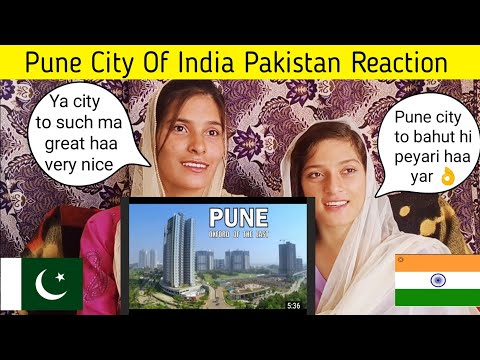 Pakistan Reaction on Pune City Of India |  By  React Pro