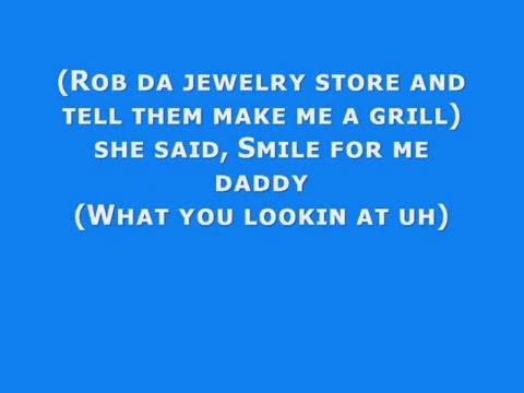 Nelly-GRILLZ Lyrics & Jeffree CUNT Star