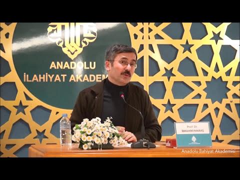 """Prof. Dr. İbrahim MARAŞ ile """"Ziya Gökalp"""" Konulu Seminer"""