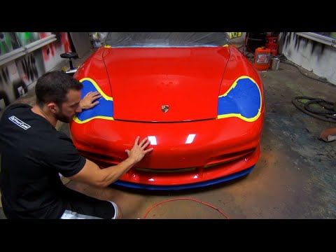 Protection - Buy Plasti Dip here: https://www.dipyourcar.com Protect your the paint on your car for the race track using Plasti Dip instead of blue painters tape on your fender, mirror caps, quarter panels,...