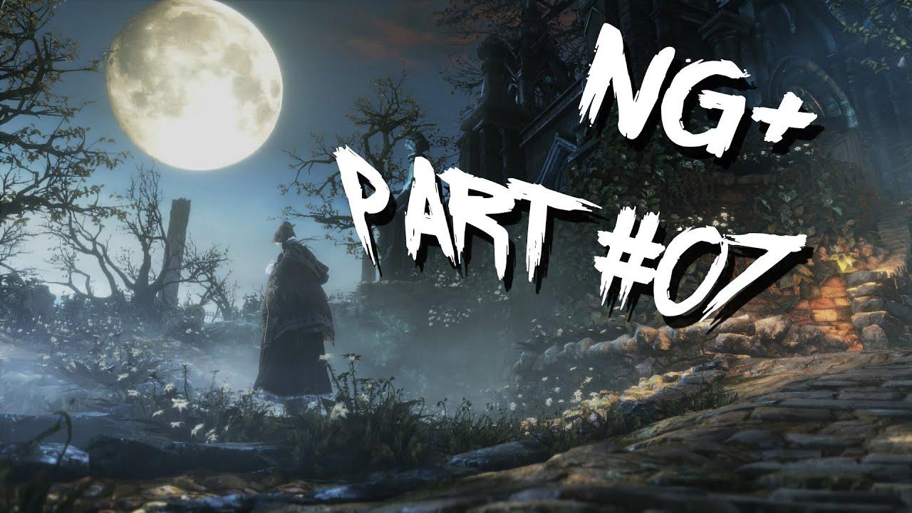 Bloodborne (NG+) – 07 – Die Hexe von Hemwick