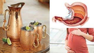 copper bottle water benefits in pregnancy