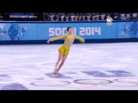 Yuna Kim_Sochi 2014 Send in the Clowns