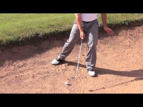 Louis Oosthuizen Teaches You To Play The Perfect Bunker Shot