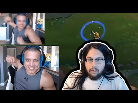 TYLER1 WANTED TO PUNCH IMAQTPIE AFTER HIS TWEET | IMAQTPIE SEES HIS REACTION | FROGGEN | LOL MOMENTS (видео)