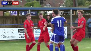 Haywards Heath Town took on higher level opposition in the form of South Park, the team leading the Bostik League Division One...