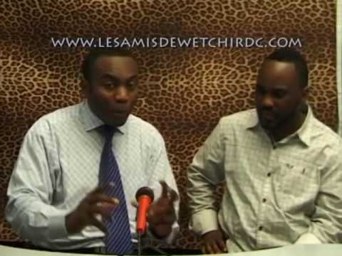 FRERE JF IFONGE.Son témoignage émouvant. C'est EDIFIANT! Nzambe azali munene.TOLANDA! (видео)