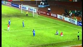 Video Indonesia VS Laos (AFF cup 2010).flv MP3, 3GP, MP4, WEBM, AVI, FLV Desember 2018