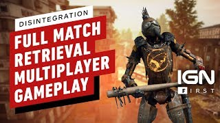 Disintegration: 16 Minutes of Retrieval Multiplayer Gameplay - IGN First by IGN
