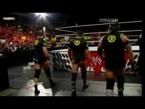 WWE Raw 17 jan 2011 in HD - Part 1