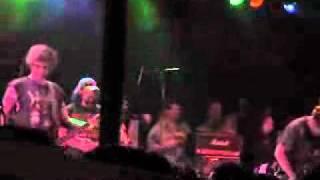 D.R.I. live at Slim's, San Francisco, CA 1/14/11.