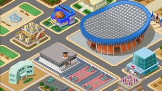Видео World Basketball Tycoon