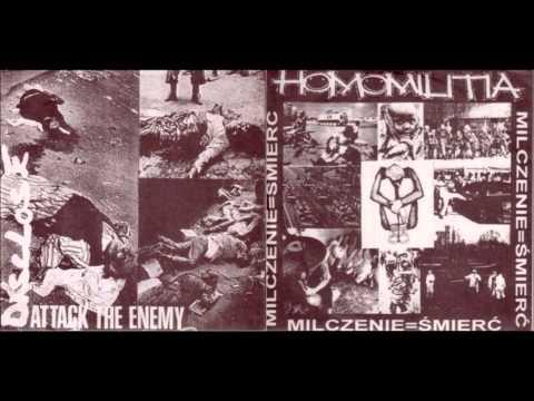 Disclose & homomilitia - split