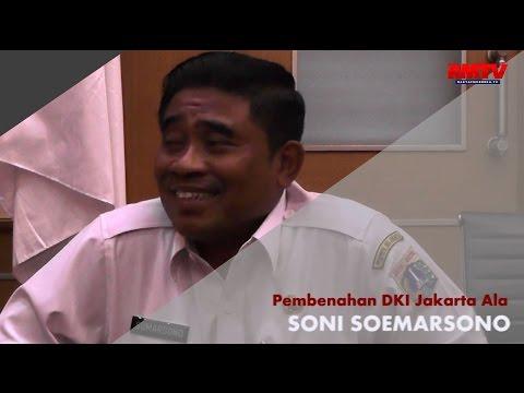 Pembenahan Jakarta Ala Soemarsono