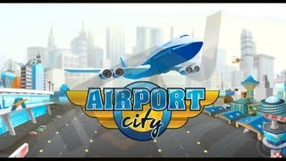 Airport City HD - iPad Gameplay Video
