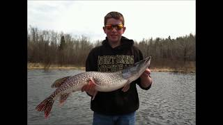 Dryden (ON) Canada  City pictures : Pike Fishing in Dryden Ontario Canada