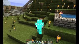 Minecraft - Monkeyfarm's World Welcome Video