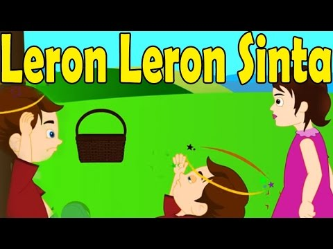 Leron Leron Sinta | Awiting Pambata | Leron Leron My Love with lyrics (видео)