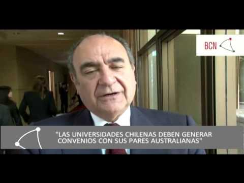 Diputado Cardemil y la importancia del Asia Pacífico para Chile