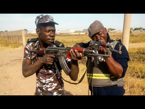 Sojojin Gida_Episode (4) Latest Hausa Movie