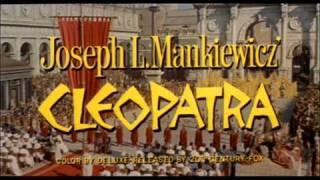 Video Cleopatra (1963) trailer Elizabeth Taylor MP3, 3GP, MP4, WEBM, AVI, FLV Agustus 2018