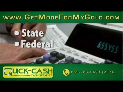 Corporate Video – Quick Cash / Cash for Gold / Pawn Shop – OMG National – Florence, Kentucky