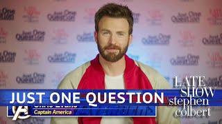 Video Just One Question: 'Avengers: Endgame' Edition MP3, 3GP, MP4, WEBM, AVI, FLV April 2019
