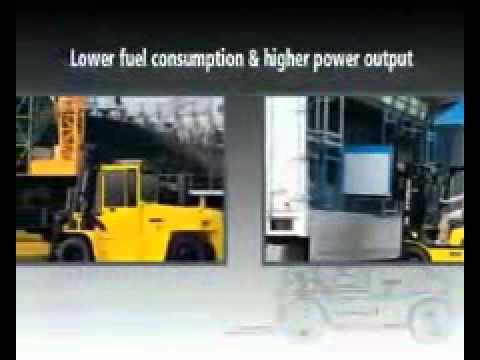 Hyundai Forklifts WMV2