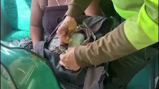 Capturan a mujer venezolana con 4 kilos de marihuana