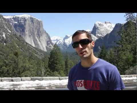 0 Yosemite Tour with TVs Adventure Correspondent Jett Dunlap. From Hollywood to Yosemite with Jett