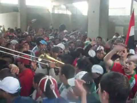 Video - la famosa banda de san martin!!!!amistad con laferrere - La Famosa Banda de San Martin - Chacarita Juniors - Argentina