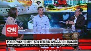 Video Prabowo: Hampir Rp 500 Triliun Anggaran Bocor (1-3) MP3, 3GP, MP4, WEBM, AVI, FLV Februari 2019