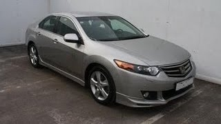 2009 2.2 HONDA ACCORD EX GT I-DTEC 4 DOOR SALOON Test Drive - THE UK CAR REVIEWS Funny
