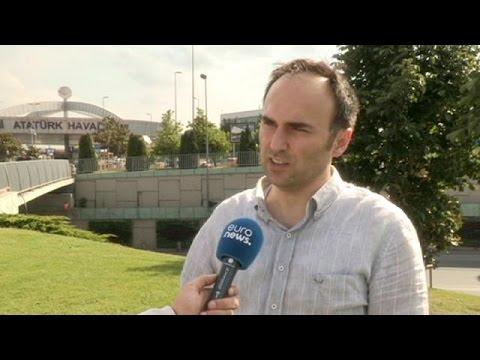 Η μαρτυρία δημοσιογράφου του euronews για την επίθεση στο αεροδρόμιο Ατατούρκ