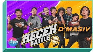 Video RECEH BATTLE - MAJELIS RECEH INDONESIA VS D'MASIV MP3, 3GP, MP4, WEBM, AVI, FLV November 2018