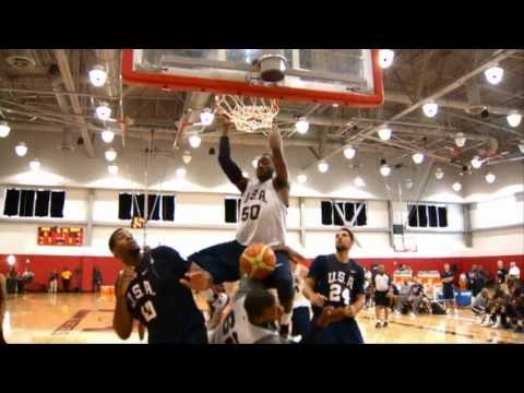 Best of Phantom Day 2 at 2013 USA Basketball Mini-Camp