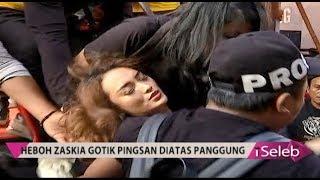 Video Lagi Asik Nyanyi 'Lagi Syantik' Tiba-tiba Zaskia Gotik Pingsan - iSeleb 24/09 MP3, 3GP, MP4, WEBM, AVI, FLV Juni 2019