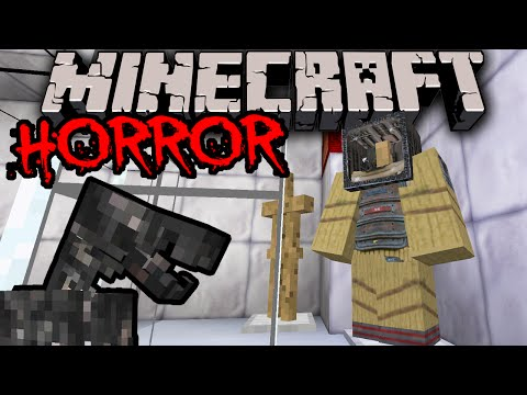 Minecraft 1.8 Horror Map ALIEN Crafter's Isolation Sci-Fi Adventure Co-Op PART 1 Xenomorph Attack!